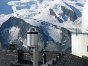 All Sky Kamera der Firma Alcor System